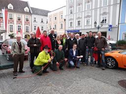 Treffen in Hartberg: Cittslow Enns zu Gast in cittslow